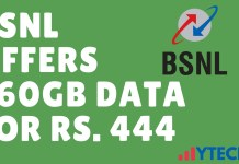 BSNL Offers 360GB Data for 90 Days