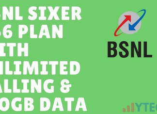 BSNL Sixer 666