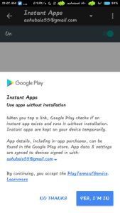 How to Enable & Use Google Instant Apps on Android