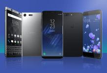 Top 5 Smartphones of the Year 2017