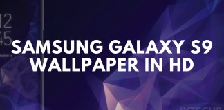 Samsung Galaxy S9 wallpaper in hd