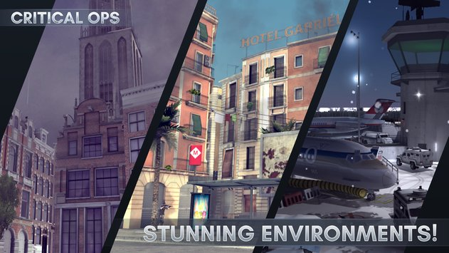 Online multiplayer shooting games for android