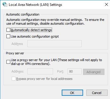 Fix ERR_CONNECTION_RESET