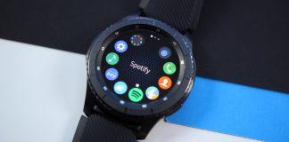 Samsung Gear S3 Apps