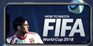Watch FIFA World Cup 2018