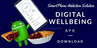 digital wellbeing apk