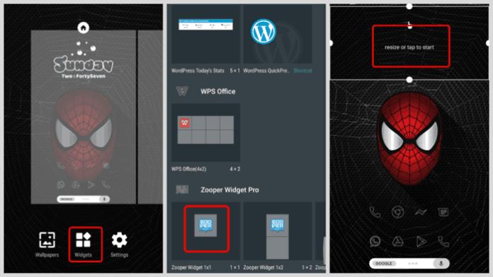 nova launcher themes & setups
