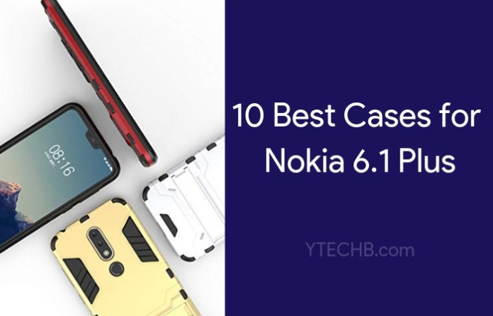 best sneakers 663fb f7021 10 Best Nokia 6.1 Plus Cases & Back Covers [Updated]