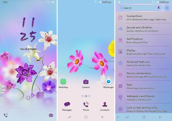10 Best Samsung Themes for your Galaxy Smartphone [2019] YTECHB