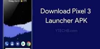 Download Pixel 3 Launcher APK