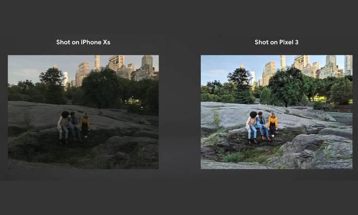 google camera port lens blur
