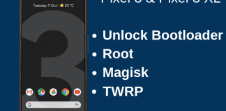 How to unlock bootloader and root Pixel 3 XL