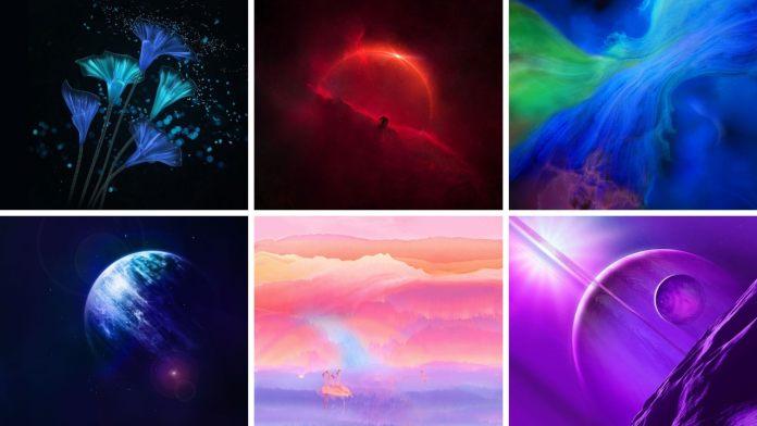 Download Honor Magic 2 Wallpapers