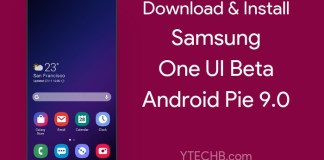 Download One UI for Samsung S9