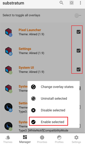 How to Install Substratum Themes