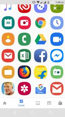 samsung one ui icon pack