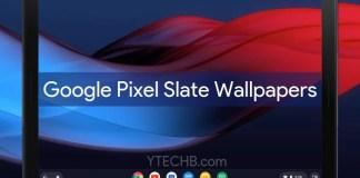 Google Pixel Slate Wallpapers
