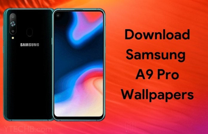 Download Samsung A9 pro stock Wallpapers