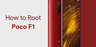 how to root poco f1