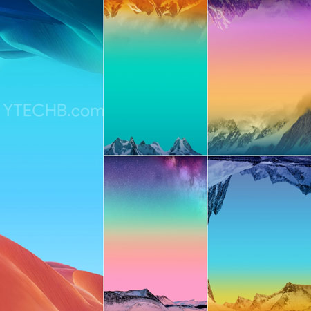 Download Samsung Galaxy M10 Stock Wallpapers Full Hd
