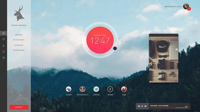 25 Best Rainmeter Skins for Desktop Customization 2019 YTECHB