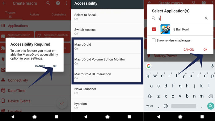 how to disable notifications while playing games on android