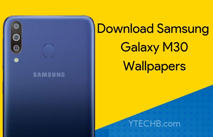 Download Samsung Galaxy M30 Wallpapers Official Fhd