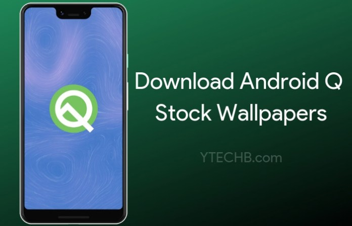 Android Q Wallpapers