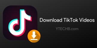 how to download tiktok videos