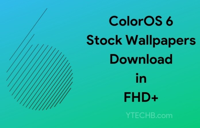 color os 6 wallpapers