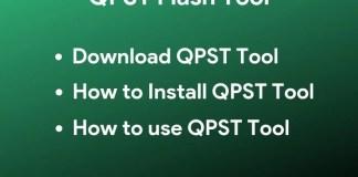 qpst flash tool
