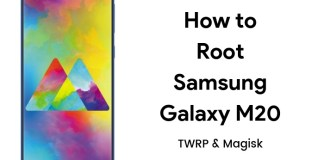 how to root samsung galaxy m20