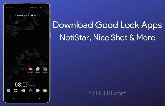 Good lock 2018 multistar apk | Download and Install Samsung