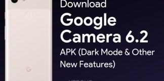 Download Google Camera 6.2 APK