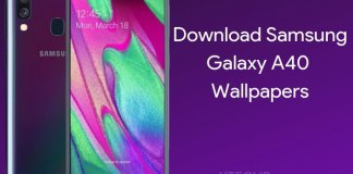 Download Samsung Galaxy A40 Wallpapers