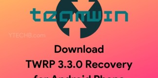 download twrp 3.3