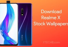 Realme X Wallpapers