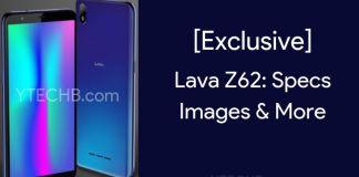 Lava Z62