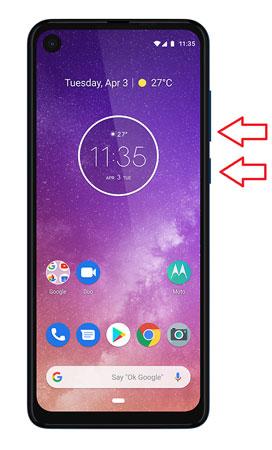 Motorola One Vision Unlock Bootloader