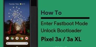 Pixel 3a unlock bootloader