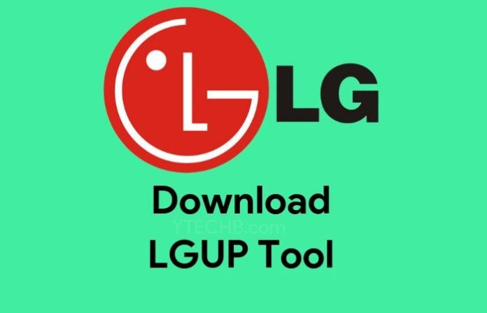 lgup download