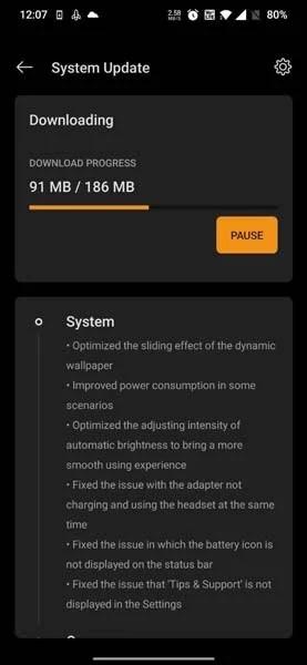 OnePlus 7 Pro OxygenOS Açık Beta 2 Güncellemesi