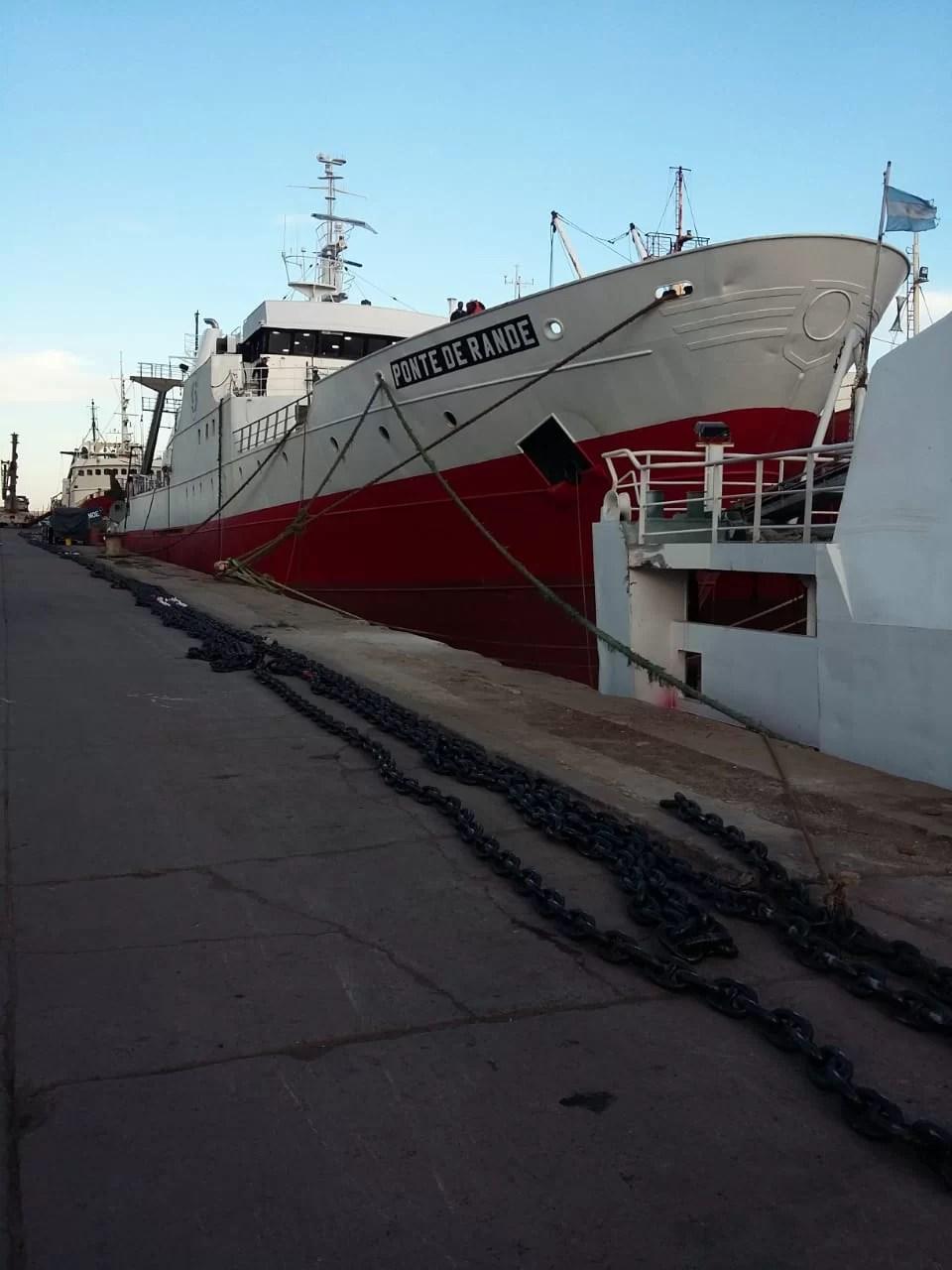 ship chain