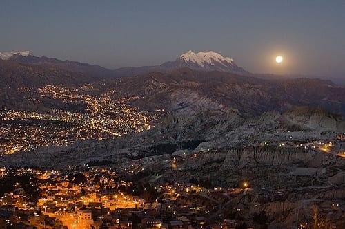 [Carlos Erik Malpica Flores]: La Paz Bolivia in South America