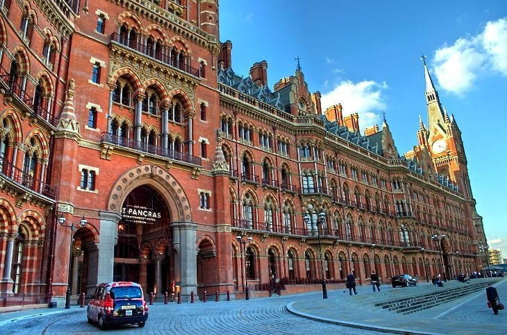 St Pancras Station - Things to Do in London