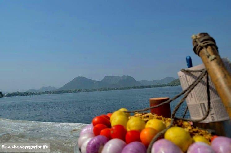 Udaipur Fatehsagar Lake