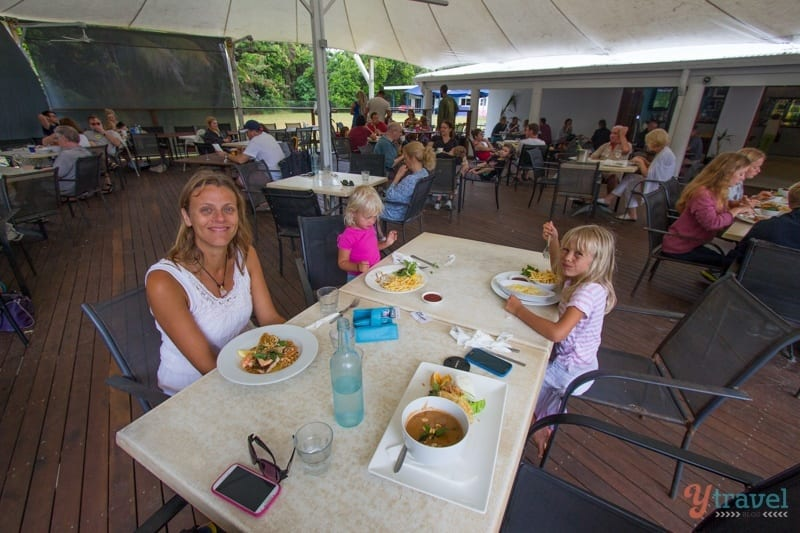 Eating Out Port Douglas