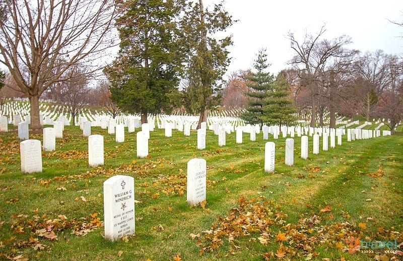 Arlington National Cemetery - Washington DC