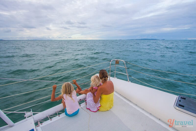 Sunset Cruise Yeppoon