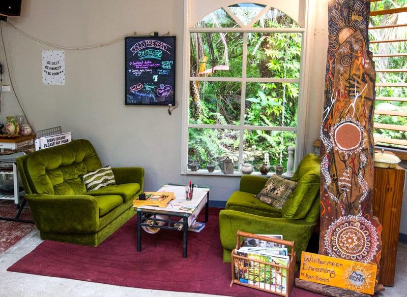 Ulysses Garden Cafe, Finch Hatton Gorge, Mackay, Queensland, Australia